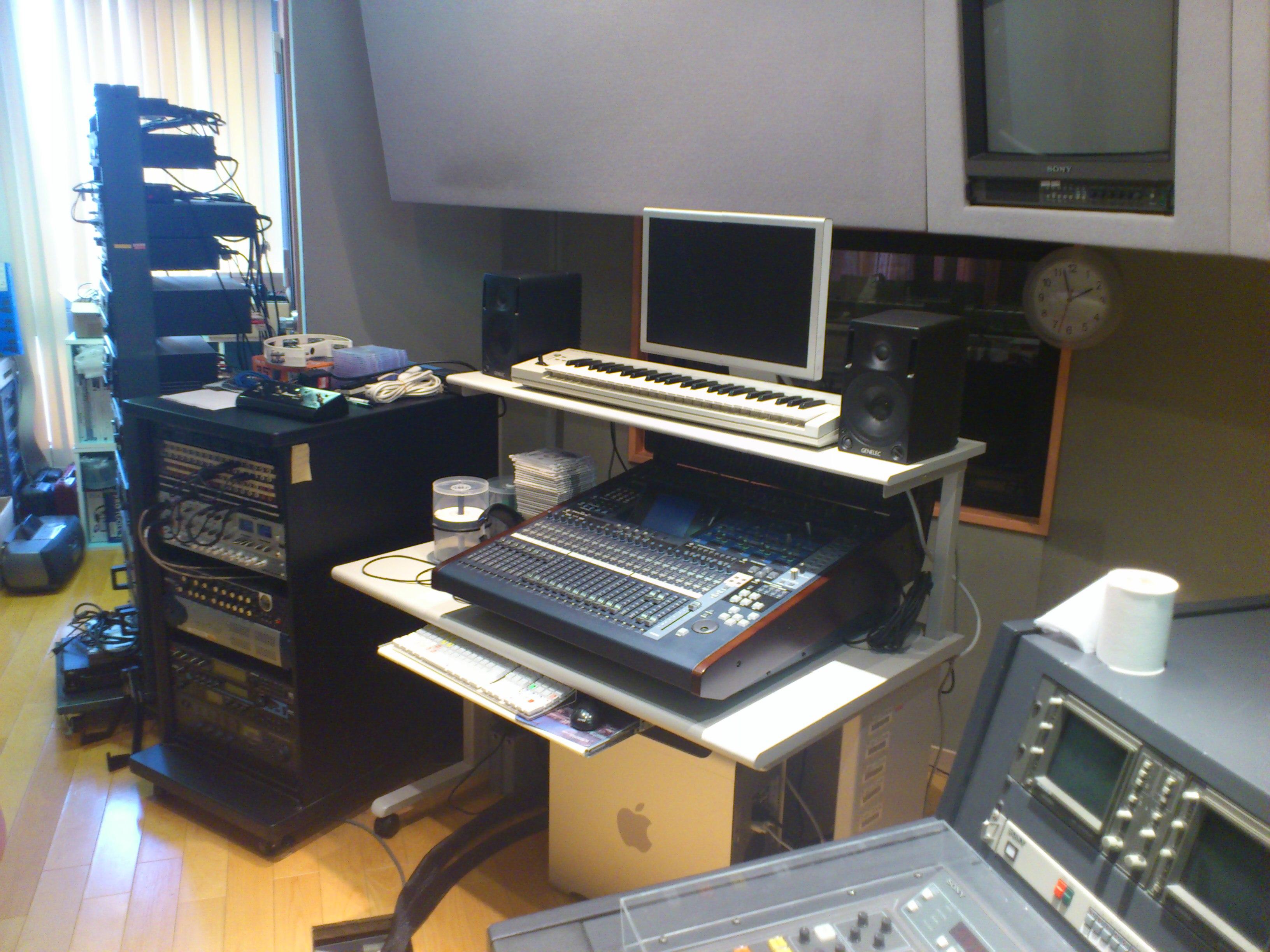 マルチメディアスタジオ